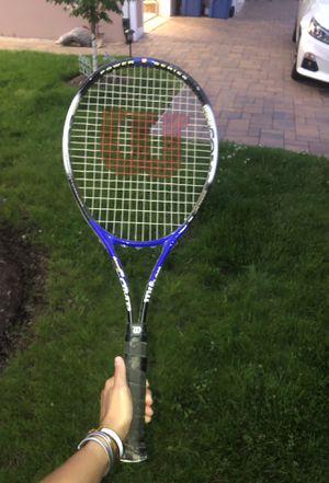 Wilson tennis racket for Sale in Princeton, NJ