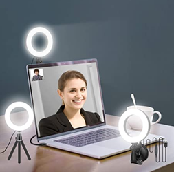 LED Ring Light for Zoom Meetings for Sale in Raleigh,  NC