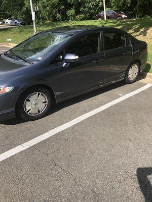 """08"""" Honda Civic hybrid for Sale in Arlington, VA"""