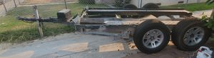 Car trailer for sale. In excellent condition. Asking for 1800. for Sale in E RNCHO DMNGZ, CA