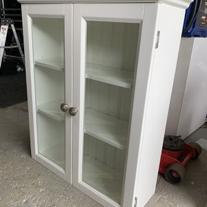 Cabinet Wall Shelf Storage for Sale in Justice, IL
