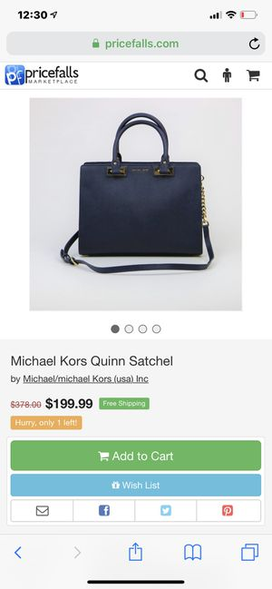 Michael Kors purse new for Sale in Chicago, IL