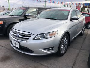 2012 Ford Taurus $500 Down Delivers Habla Español for Sale in Las Vegas, NV