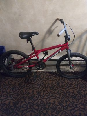Next Wipe out 20inch BMX BIKE for Sale in Philadelphia, PA