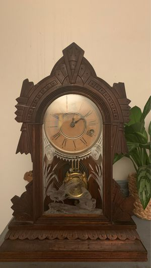 1885 antique clock for Sale in Alhambra, CA