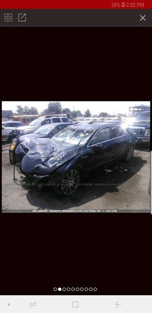 Audi a7 2012 parts for Sale in El Paso, TX