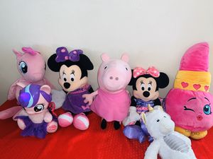 Kids Plush toys for Sale in Montclair, CA