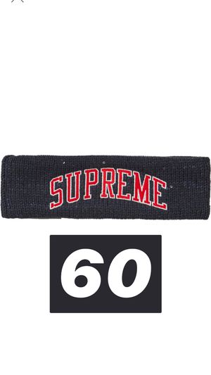 Various streetwear items supreme assc yeezys for Sale in Jackson Township, NJ