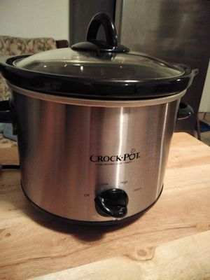 Crock Pot for Sale in Pico Rivera, CA