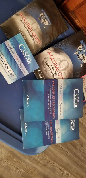 The Truth About Cancer Series (Includes Bonuses) for Sale in Fresno, CA