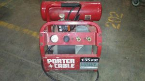 Porter Cable Compressor for Sale in St. Louis, MO