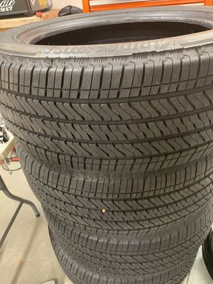 275/50/22 Bridgestone Alenza half price for Sale in Fairfield, CA
