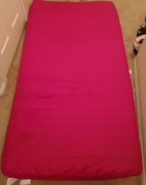 "Thin 4"" guest mattress, perfect to sleep on. Futon and foam mattress for Sale in Glendale, CA"