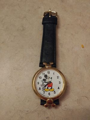Vintage mickey mouse watch for Sale in Benton, KY