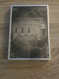 Xbox Doom 3 Limited Collector's Edition for Sale in Tacoma,  WA