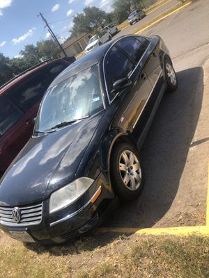 2002 Volkswagen Passat v6 for Sale in Edinburg, TX