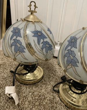 Touch Lamps $20 for both for Sale in Victorville, CA