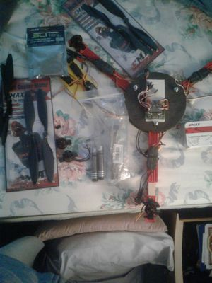 Multiple parts for quadcopter or tricopter or drone for Sale in Hummelstown, PA