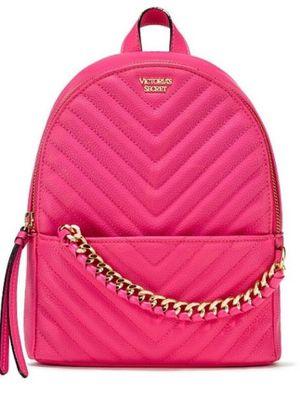 Victoria's Secret V-Quilt Small City Backpack for Sale in Keller, TX