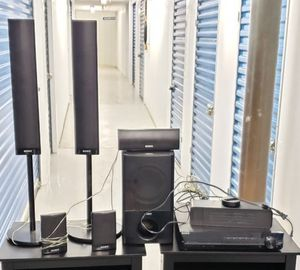 Sony HCD-HDX589W HDMI 5-Disc DVD Home Theater System with S-Air Amplifier and iPod Dock for Sale in Washington, DC