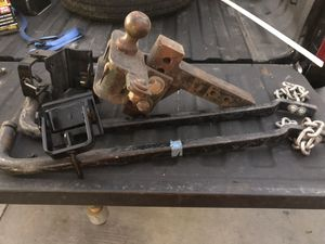 Weight distributing hitch for Sale in La Puente, CA
