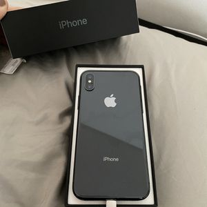 iphone x for Sale in Columbia, MD