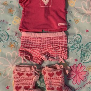 American Girl Doll Pink Pajama Set for Sale in Satellite Beach, FL