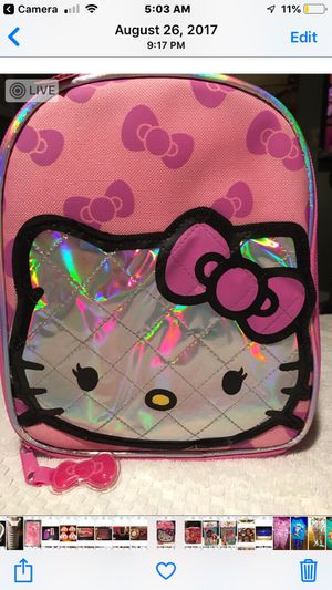 Hello kitty lunch bag for Sale in Pittsburgh, PA