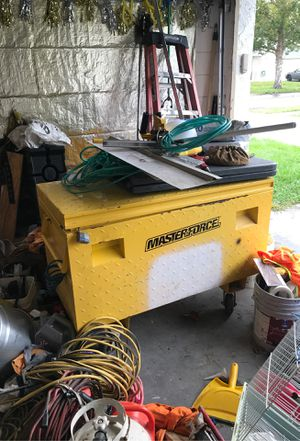Master force Tollbox for Sale in Orlando, FL