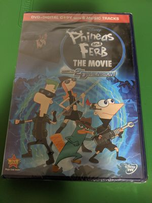 Phineas And Ferb The Movie for Sale in San Francisco, CA