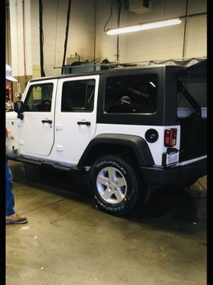OEM JEEP WRANGLER JK RIMS/WHEELS (2007-2017) for Sale in Wheaton, IL