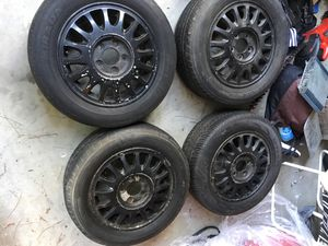 Rims and tires for Sale in Clayton, NC