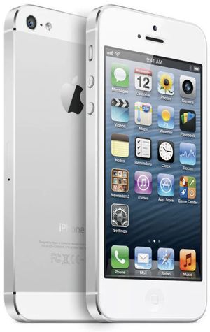❤️ Apple Verizon Unlocked IPhone 5💙16g but with open Icloud ❤️30 Avalible 138 st & 3rd ave Bronx ny for Sale in New York, NY