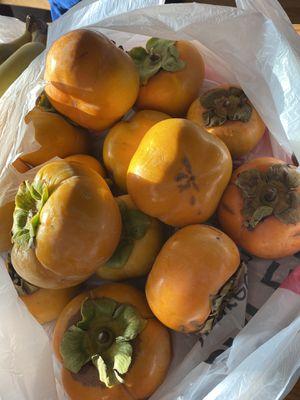 Persimmon organic for Sale in San Leandro, CA