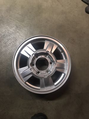 Chevy Colorado stock rim. FREE! for Sale in Riverbank, CA