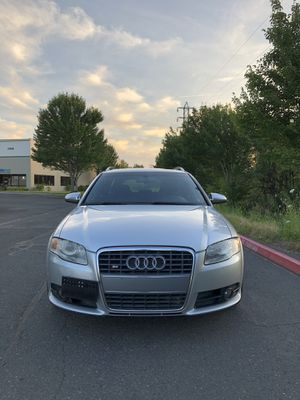 2006 Audi S4 Avant 6- speed 2 owner. for Sale in Portland, OR