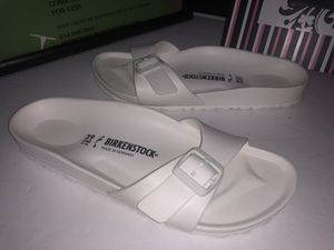 Birkenstock sandals new size 39 for Sale in Dublin, OH
