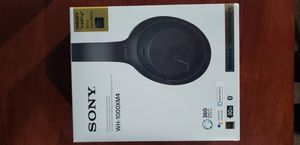 Wireless headphones Sony WH-1000XM4 (noise canceling) for Sale in Wilsonville, OR