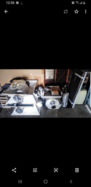 Hydroponics system for Sale in Whittier, CA