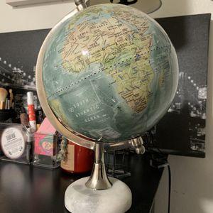 Globe for Sale in Raymond, WA