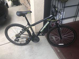 Black Mongoose bike for Sale in Fresno, CA