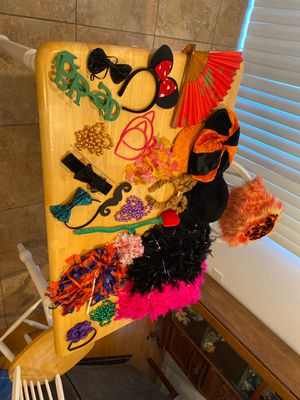 Photo booth props for Sale in Rancho Cucamonga, CA