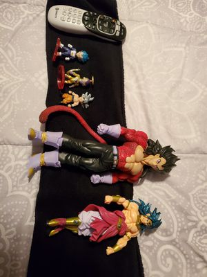 Dragon ball Z collectable toys,$90for all for Sale in Phoenix, AZ