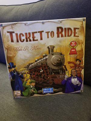 Ticket to Ride board game for Sale in Falls Church, VA