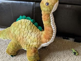 Brontosaurus Dinosaur Plush for Sale in Kirkland,  WA