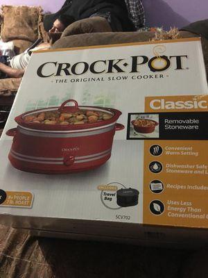 Crock pot new in box for Sale in Carson, CA