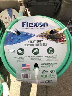 Garden hose heavy duty 100 feet for Sale in El Monte, CA