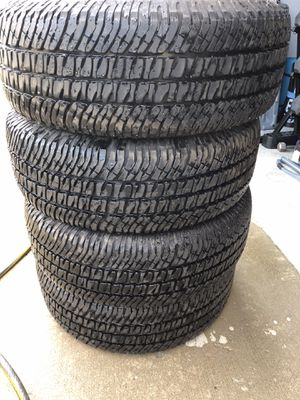 P275/65/18 Michelin LTX A/T2 Tires for Sale in Columbia, MO