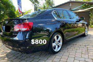 Luxury Sedan!🍂Beautiful Sunroof 2O10 Lexus GS Selling-$800 for Sale in Oklahoma City, OK