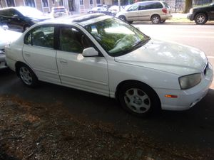 2002 Hyundai Elantra with Sunroof excellent ride clean in and out for Sale in Brooklyn, NY